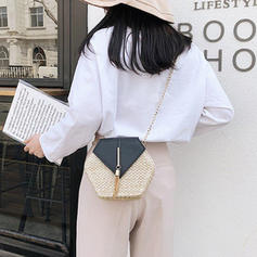 Delicate PU Crossbody Bags/Shoulder Bags/Beach Bags