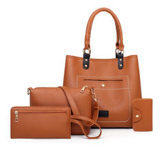 Simple Satchel/Crossbody Bags/Shoulder Bags/Wallets & Wristlets