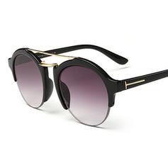 UV400 Retro /Jahrgang Rund Sonnenbrille