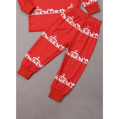 Αρκούδα Τυπώνω Οικογένεια Εμφάνιση Χριστουγεννιάτικες πιτζάμες