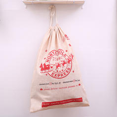 Merry Christmas Gift Bag Non-Woven Fabric Christmas Décor Apple Bags