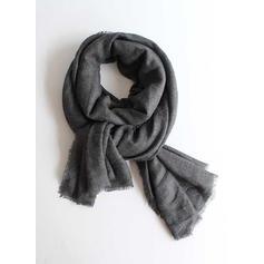Effen kleur/Tassel eenvoudig/Koud weer Sjaal
