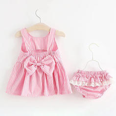 4b564eaf0f ... Baby & Kleinkind Mädchen Gestreift Baumwolle Pants,Ärmelloses Kleid  Stellen Sie Größe