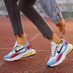 Женский PU Повседневная на открытом воздухе Спортивное с Резинка обувь