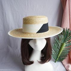 Ladies ' Najgorętsze Słona słoma Słomiany kapelusz/Plaża / niedz Kapelusze