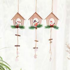 Boże Narodzenie Ozdoby Drewno Dekoracje świąteczne