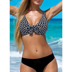 Low Waist Top Strap Sexy Elegant Bikinis Swimsuits