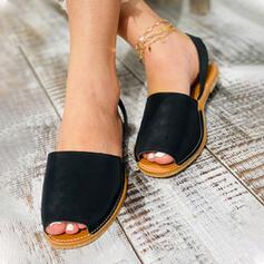 婦人向け PU フラットヒール フラッツ とともに その他 靴