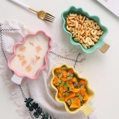 Christmas Novelty Porcelain Dessert Plates