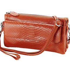 Special Second Cowhide Clutches/Shoulder Bags/Wallets & Wristlets