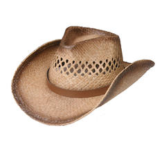 Pánské Nejžhavější Slaná sláma Slaměný klobouk/Kovbojský klobouk/Kentucky Derby Klobouky