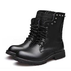 Chukka Casual Pravá Kůže Pánské Pánská obuv Boots