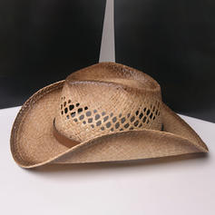 Men's Hottest Salty Straw Straw Hats/Cowboy Hats/Kentucky Derby Hats