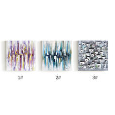 Modern Suorakulmio Abstraktit maalaukset