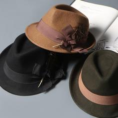 Ladies' Simple/Exquisite Acrylic Bowler/Cloche Hat