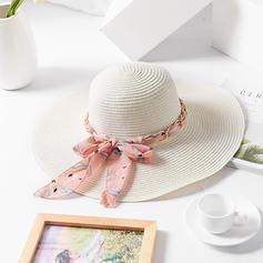 Señoras' Especial con Bowknot Sombreros Playa / Sol
