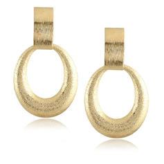 Smukke Legering Ladies ' Mode øreringe