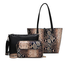 Charming/Fashionable/Attractive PU Tote Bags/Crossbody Bags/Bag Sets
