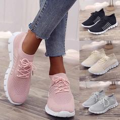 Frauen Mesh Lässige Kleidung Outdoor mit Zuschnüren Schuhe