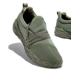 Pentru Femei Material Plasă Fară Toc Balerini Teneşi cu Lace-up Splice Color pantofi