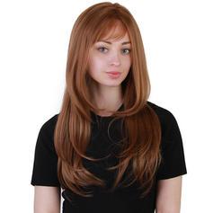 Kinky Rovný Syntetické vlasy Syntetické paruky 230g