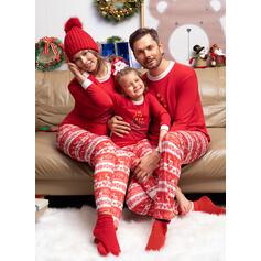 Lettera Famiglia Partita Di Natale Pajamas