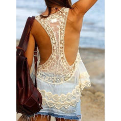 Floral Strap Elegant Cover-ups Swimsuits