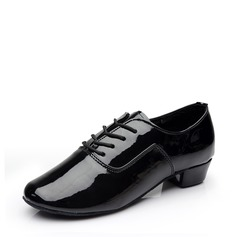 Men's Character Shoes Sneakers Leatherette With Lace-up Latin