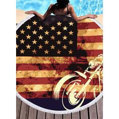 Retro/Vintage attractive Beach Towel