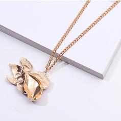 Fashionable Alloy Women's Necklaces
