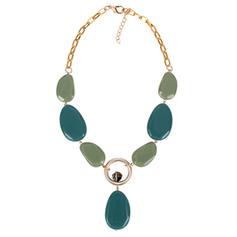 Unique Resin Necklaces