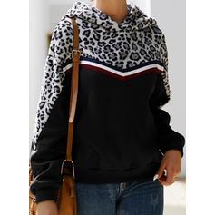 Polyester Print Sweatshirt