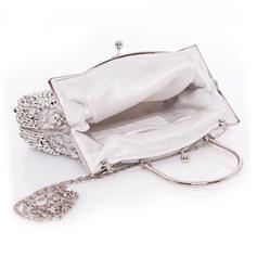 Fashional Silk Clutches/Wristlets