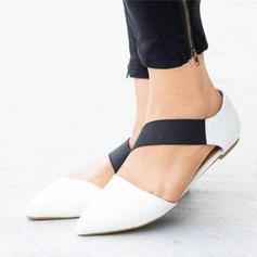 Femmes PU Talon plat Chaussures plates avec Autres chaussures