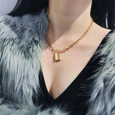 Fashionable Exquisite Alloy Necklaces