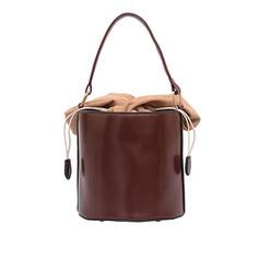 Commuting PU Bucket Bags