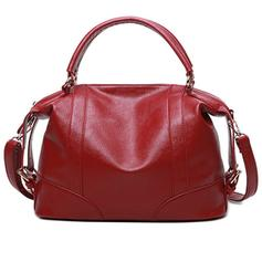 Solid Color Crossbody Bags/Shoulder Bags/Boston Bags