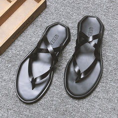Men's Real Leather Men's Sandals