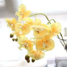 28'' Orchids Silk Silk Flowers