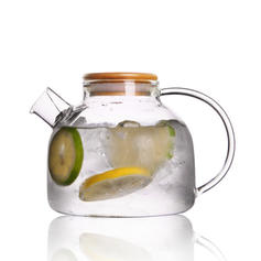 Modern Classic Simple Glass Teapot