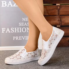 Women's Cloth Casual Outdoor With Flower shoes