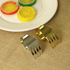 Simple Stainless Steel Napkin Ring