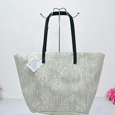 Special Straw/Cloth Tote Bags