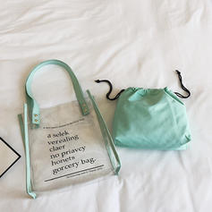 Transparent Tote Bags