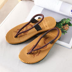 Men's Casual Leatherette Men's Slippers