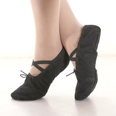 De mujer Ballet Planos Lona Ballet