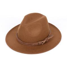 Unisexe Unique Feutre Chapeau Fedora