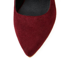 Жіночі Шкіра Шпилька Насоси Босоніжки з Пряжка взуття