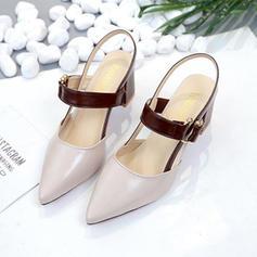 Femmes PU Talon stiletto Sandales Escarpins avec Autres chaussures