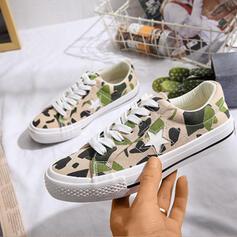 Unisex Lona Casual Outdoor sapatos